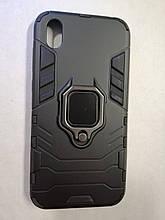 Чехол Huawei Y5 2019 Terminator Ring Black