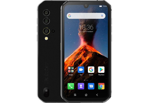Смартфон Blackview BV9900 8/256Gb Grey EU