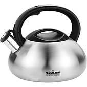 Чайник для плиты MAXMARK MK-1305SC