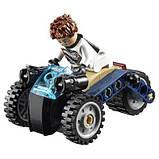 Конструктор LEGO Super Heroes Модернизированный квинджет Мстителей 838, фото 4