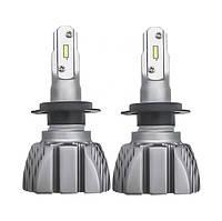 S3 LYD авто лампы H3, 5000К, 30Вт, с обманками, LED лампы в фары