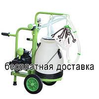 Доильный аппарат для коз и овец УДА-2КО-20ЛП