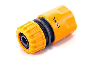 Конектор Presto-PS для шлангу 1/2-5/8 дюйма без аквастопа (5809)