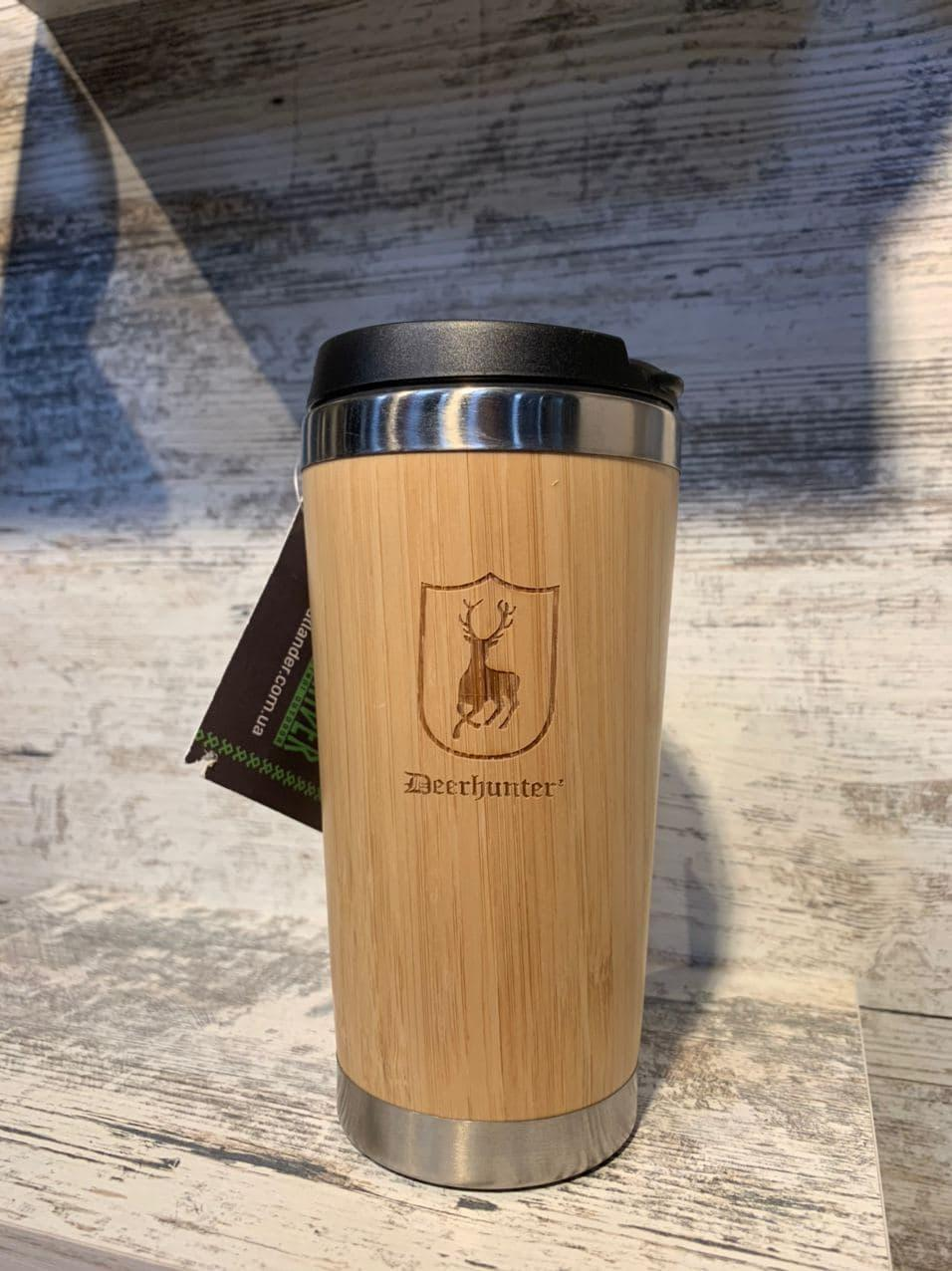 Термокружка DeerHunter  DH Bamboo Cup w.Lid