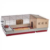Клітка для морських свинок і кроликів Ferplast KROLIK 140 PLUS