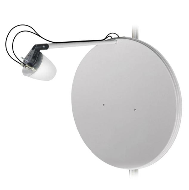 Комплект антенн 3G/4G LTE MIMO 2x33 dBi со спутниковым отражателем d = 0,9 м