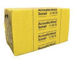 AcousticWool Sonet-Изоляция воздушного шума,кв.м