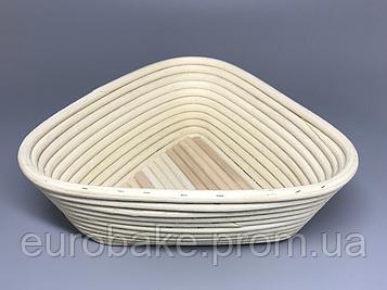 Корзины для расстойки теста треугольной формы на 1,0 кг хлеба