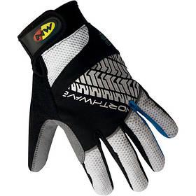 Велоперчатки NorthWave Dumper MTB Full gloves зеленый / черный