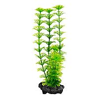 Декорация для аквариума Tetra DecoArt Plantastics растение с утяжелителем «Ambulia» S 15 см (пластик)