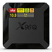 Android Smart TV приставка SKY (X96Q) 2/16 GB