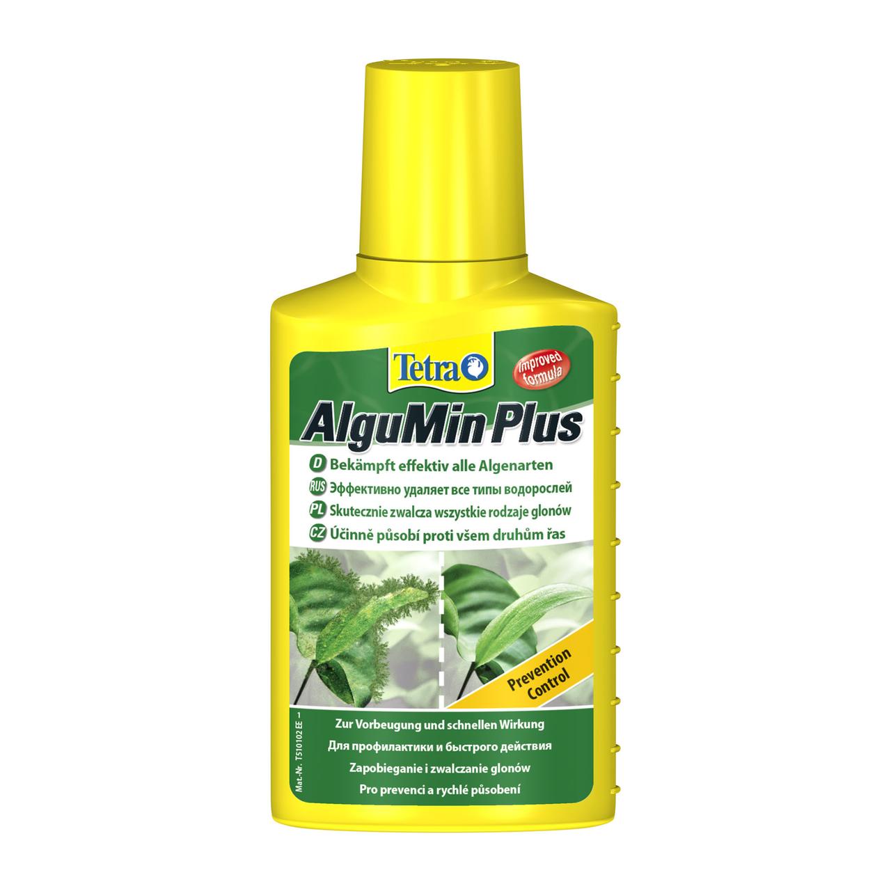 Средство против водорослей Tetra «AlguMin Plus» 100 мл
