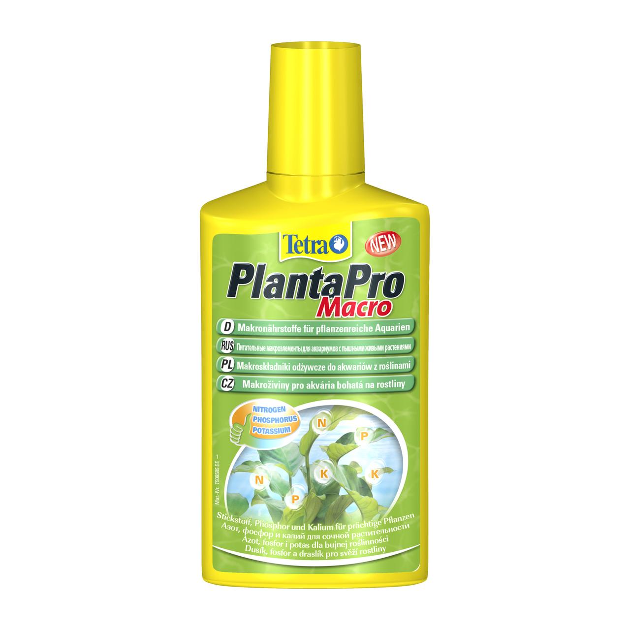 Удобрения для растений Tetra «PlantaPro Macro» 250 мл