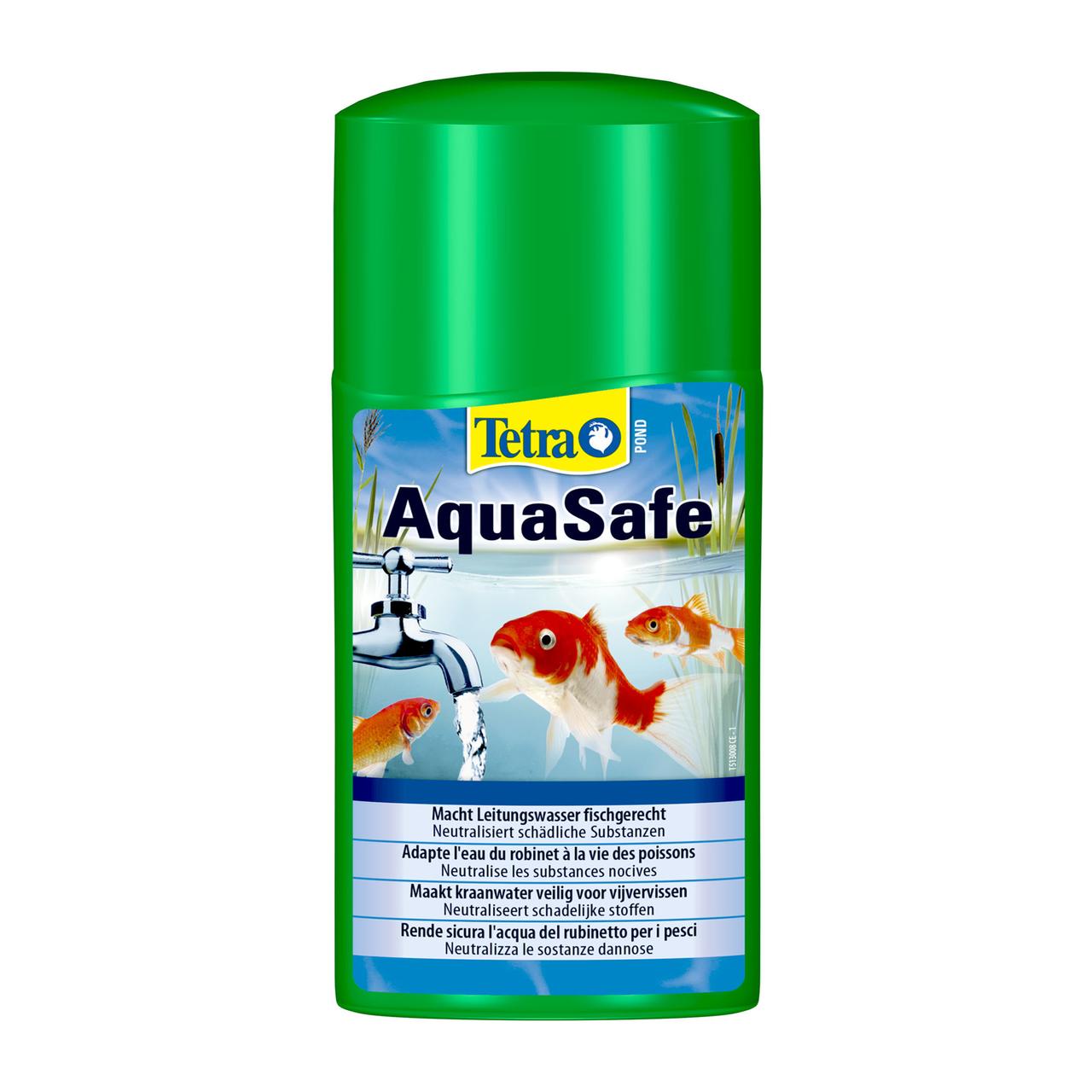 Средство для подготовки воды Tetra Pond «Aqua Safe» 500 мл