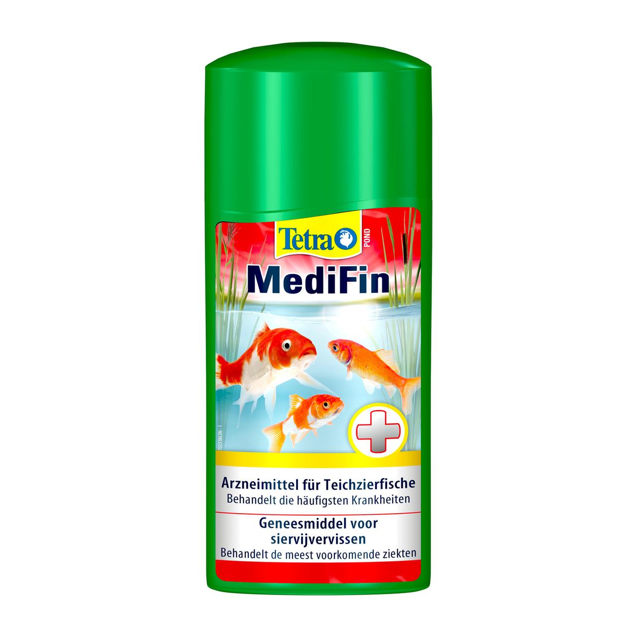 Препарат для лечения рыб Tetra Pond «Medi Fin» 250 мл