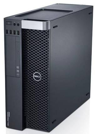 Системный блок Dell Precision T3610- Intel Xeon E5-1620v2-3.7GHz-32Gb-DDR3-SSD-256Gb-DVD-R+Nvidia Quadro K4000, фото 2