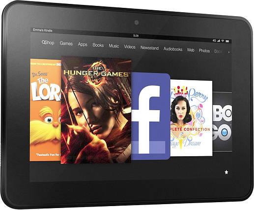 "Планшет  Amazon Kindle Fire SV98LN 7  Quad-Core 1.3 Ггц 1Gb-8Gb-7"" 1024 x 600 Б/У, фото 2"