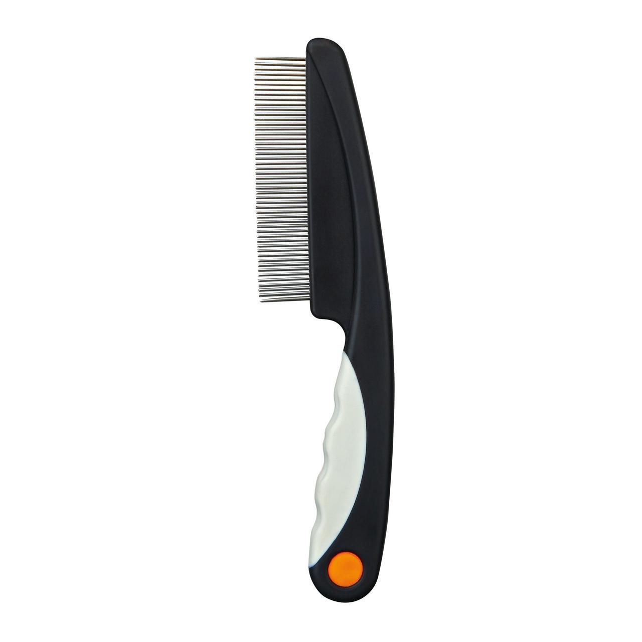 Расчёска Trixie для вычёсывания блох и вшей 15 см