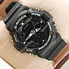 Наручные спортивные часы Casio GA-200 Black 648