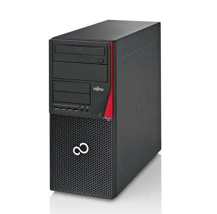 Системный блок Fujitsu ESPRIMO P756-MT-Intel-Core-i5-6500-3,2GHz-8Gb-DDR4-SSD-256Gb-DVD-R- Б/У
