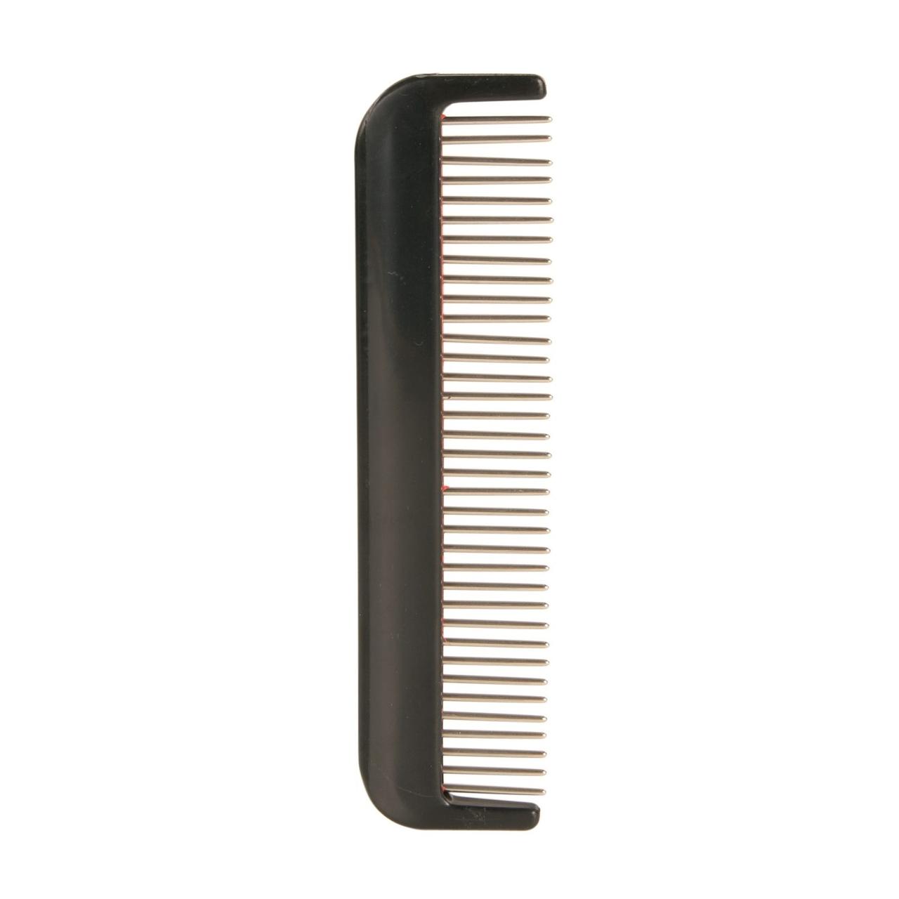 Расчёска-планка Trixie с вращающимся зубом 13 см
