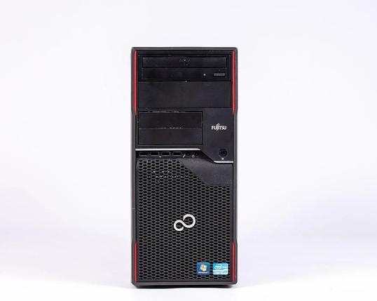 Системный блок Fujitsu CELSIUS W410 FT-Intel Core i5-2400-3,10GHz-4Gb-DDR3-HDD-320Gb-DVD-R- Б/У, фото 2