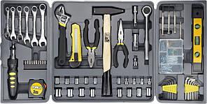 Универсальный набор инструментов TOPEX 38D215 (135 шт.)