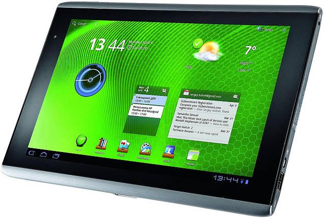 "Планшет Acer Iconia Tab A500-NVIDIA Tegra 2 (1 ГГц) 1GB-32GB 10.1"" 1280x800 Б/У, фото 2"