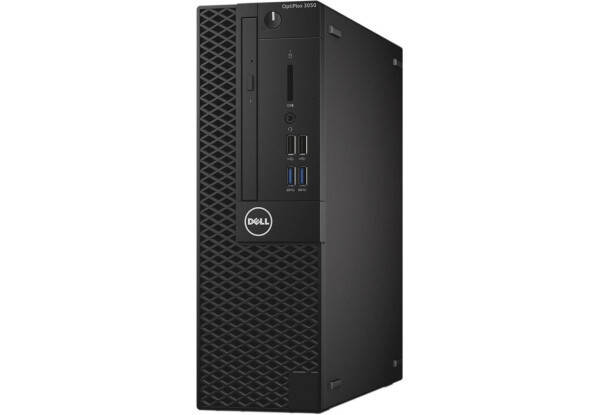 Системний блок Dell Optiplex 3050-SFF-Intel Core-i3-6100-3,70GHz-8Gb-DDR4-SSD-256Gb-DVD-R- Б/У, фото 2