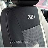 Авточехлы Nika на Audi A6(C5) 1997-2004 раздельный ,Ауди А6(С5) 1997-2004 года, фото 9