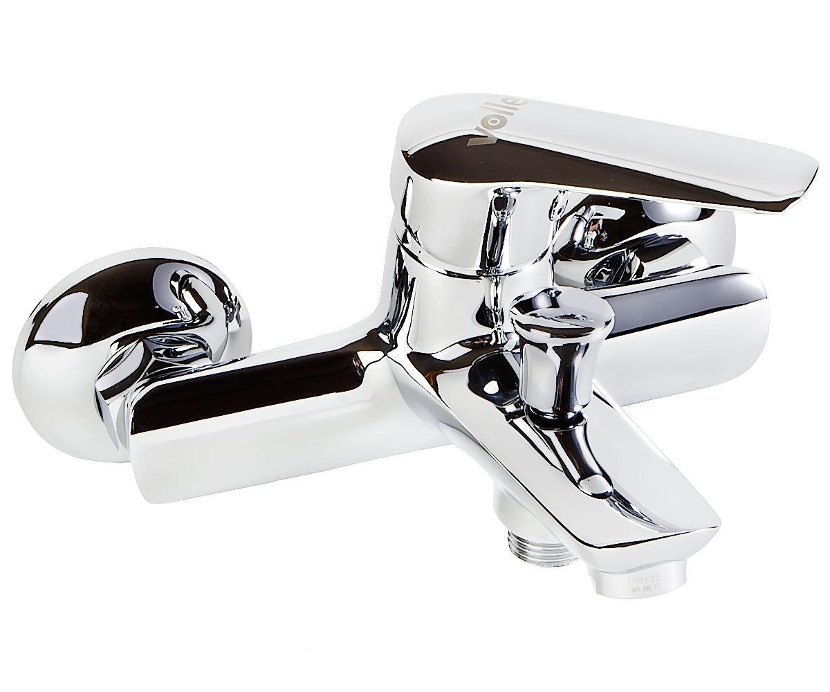 Смеситель для ванны VOLLE NEMO 15142100 хром