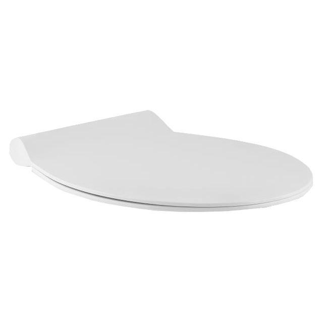 Сиденье для унитаза Slim slow-closing Volle Iberia 13-21-103 белый
