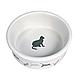 Миска керамическая Trixie 200 мл / 12 см (бежевая, белая), фото 2