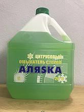 Аляска 5332 - Жидкость стеклоомывателя (омывайка) -20С (5л.)