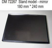 Подставка под модели (тема - зеркало).  1/72 DANMODELS DM72267
