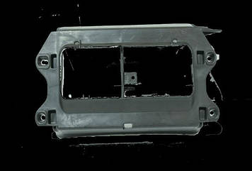 Корпус отопителя ВАЗ 2105 верхняя часть