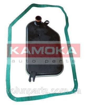 Фiльтра в коробку автомат Audi A4B5/A4B6/A6C4/A6C5/A8 SKODA SUPERB PASSAT B5 94-2005р (KAMOKA F601901)