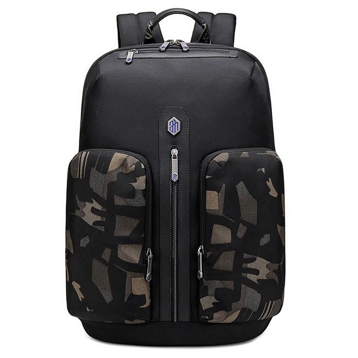 """Городской рюкзак Arctic Hunter B00408, с карманом для ноутбука до 15,6"""", 23л"""