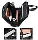 Рюкзак с одной лямкой Arctic Hunter XB00115, с USB портом, кодовым замком, защитой от дождя, 5л, фото 8