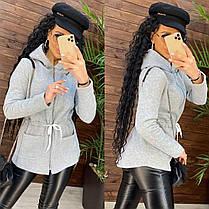 Куртка парка женская, фото 3