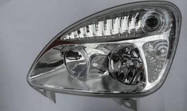 Фара ГАЗ 2217 левая (с электроприводом) Формула Света