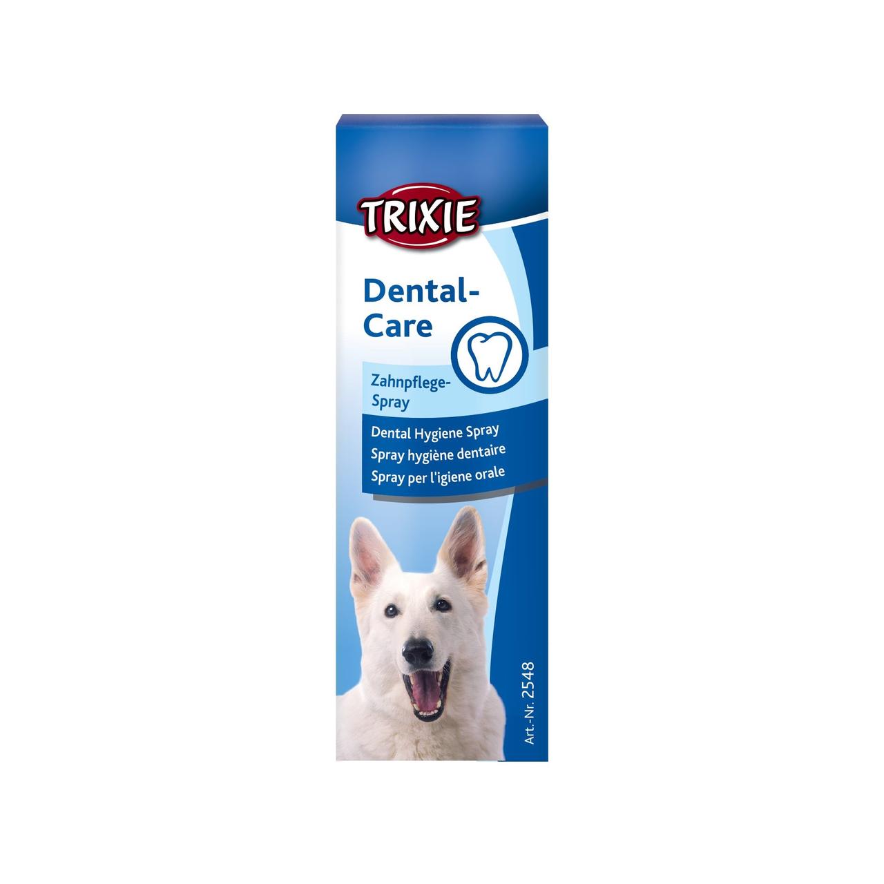 Спрей для ухода за полостью рта с фтором Trixie 50 мл