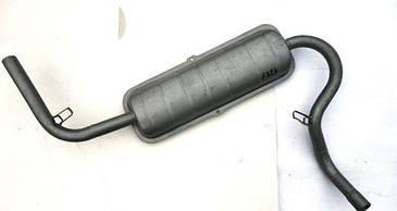 Глушитель основной ВАЗ 2121 ТМК
