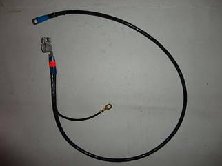 Кабель евроминус АКБ 1020 мм (клемма:латунь штампованная, сечение 16мм.кв.) ВАЗ 21213 (13615)