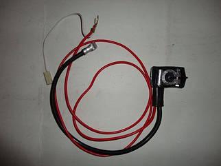 Кабель плюс АКБ (клемма:свинец, сечение 10 мм.кв) ВАЗ 2108-2109 (15570)