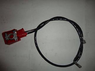 Кабель плюс АКБ усиленный (клемма:латунь усиленная, сечение 16 мм.кв) ВАЗ 2121 (15692)