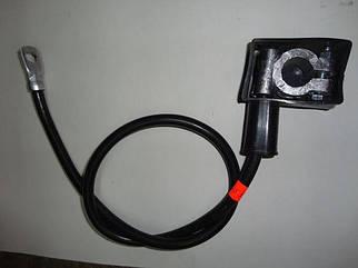 Кабель плюс АКБ (клемма:свинец, сечение 10 мм.кв) ЗАЗ 1102 (15502)