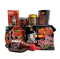 Азіатський подарунковий набір Супер-гострий від Asia Foods