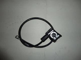 Кабель плюс АКБ (клемма:свинец, сечение 10 мм.кв) Москвич 2140 (15728)