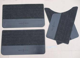 Обивка двери ВАЗ 2101 кожа-ковролин (к-кт 4 шт) ДЭЛ